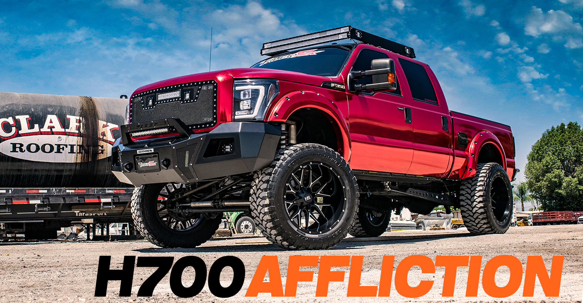 H700 Affliction Hardrock