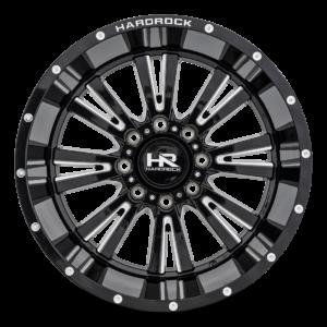Hardrock H503 Spine Gloss Black Milled
