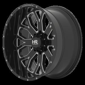 Hardrock H504 Slammer - Gloss Black Milled