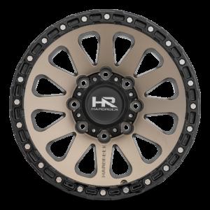 Hardrock Offroad H102 Matte Bronze 17x9 - 8Lug