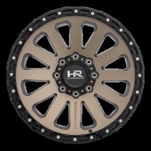 Hardrock Offroad H102 Matte Bronze 20x9 - 8Lug
