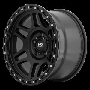 Hardrock Offroad H103 Matte Black 17x9