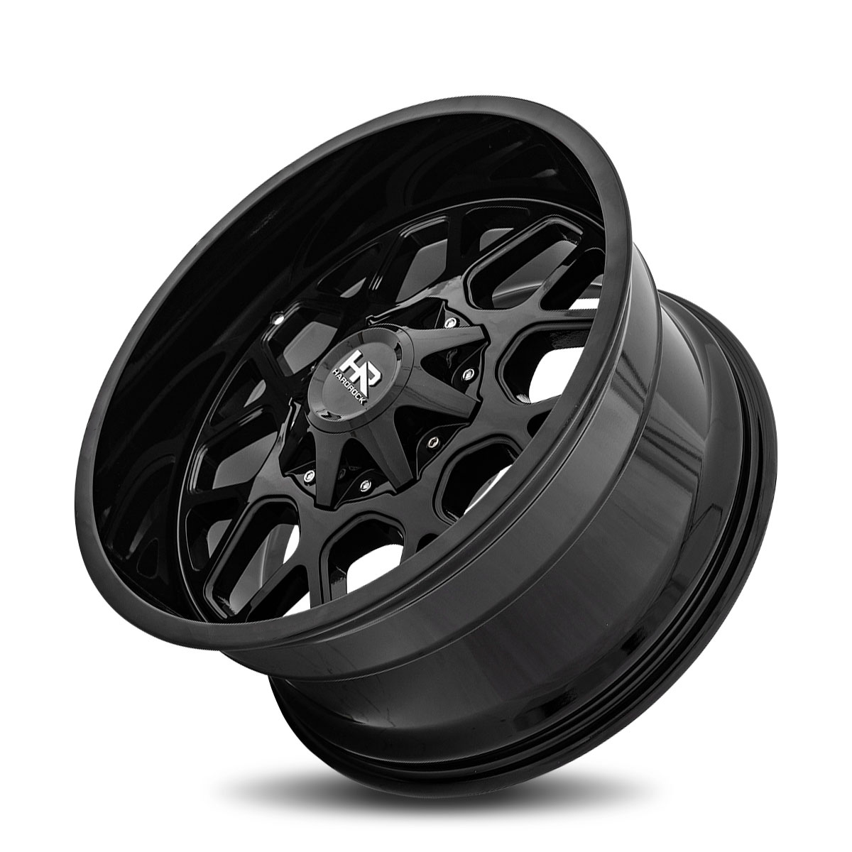 Hardrock Offroad H705 20x9 Gloss Black
