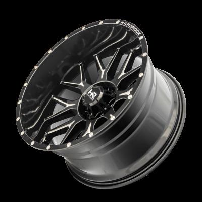 Hardrock Offroad H500 26x14 Gloss Black Milled