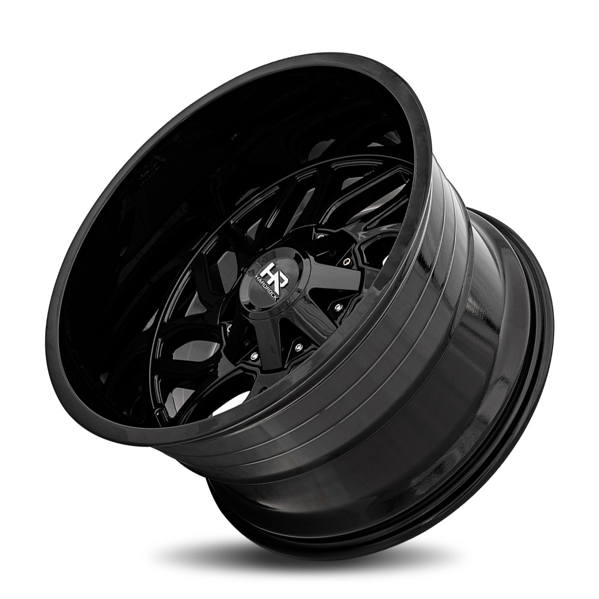 Hardrock H707 Destroyer 20x12 Gloss Black